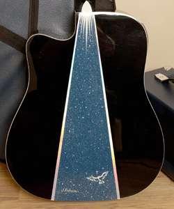 23 piece Starlight Artist Series Guitar/ Amp Set