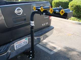 Bicycle Bike Rack Hitch Mount Carrier Car Swing Down