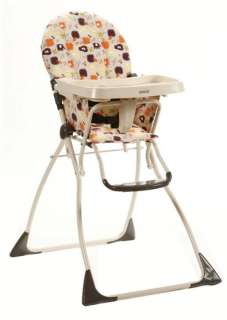 COSCO Flat Fold Baby/Child/Toddler High Chair 03354 ALK 884392547745