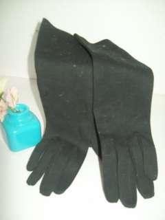 GANT MADELEINE wrist length gloves size 6 HALLOWEEN COSTUME