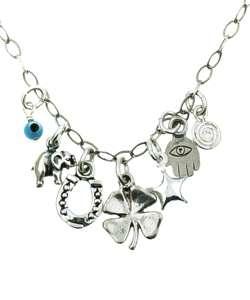 Charming Life Global Good Luck Charm Necklace