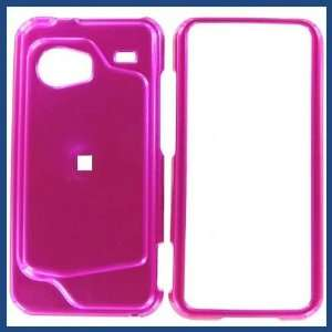 HTC Droid Incredible Hot Pink Protective Case Electronics