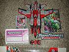 TRANSFORMERS ARMADA STARSCREAM MINT 100% COMPLETE MIB VERY NICE W