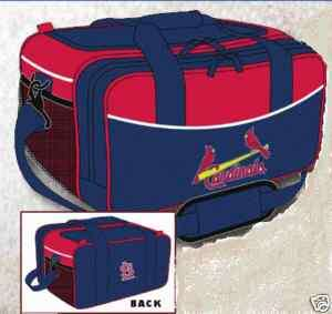 MLB Double Tote Bowling Bag St. Louis Cardinals (NIB)