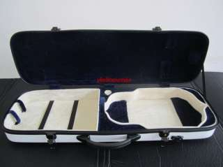 Full size 4/4 new violin case fiberglass high quality