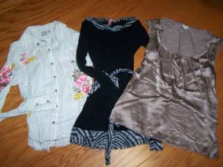 Lot of Womens Tops Jeans Armani Exchange Anthropologie Free People