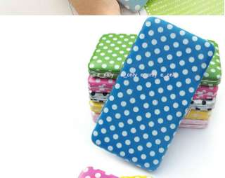 Korean Style PU Clutch Wallet Hand Purse Bag Candy Colorful