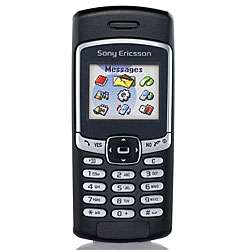 Sony Ericsson T290 GSM Unlocked Cell Phone (Refurbished)