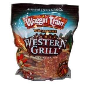 Waggin Train Western Grill Dog Treats 32 oz.