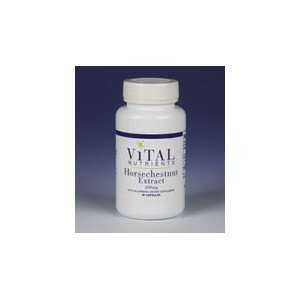 horse chestnut se 20 300mg 90 capsules by vital nutrients