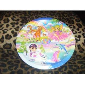 Lisa Frank Party Supplies 8 Party Plates