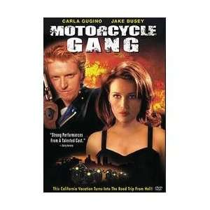 Motorcycle Gang [VHS] (1994)