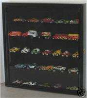 Display Case Cabinet For Hot Wheels, with Glass Door