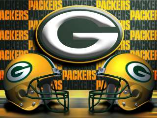 Green Bay Packers Frosting Sheet Edible Cake Topper 1/4 |
