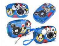 Mini Disney Mickey Mouse Digital Camera LCD for Kids 851244008297