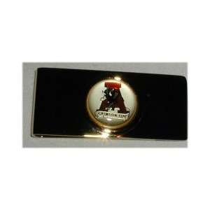 ALABAMA CRIMSON TIDE EXECUTIVE MONEY CLIP Sports