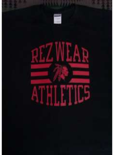 ATHLETICS WithOut Rezervation Native American Pride clothing t shirt