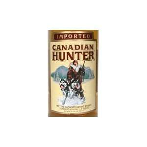 Seagrams Canadian Hunter Whisky 1.75 L Grocery & Gourmet Food