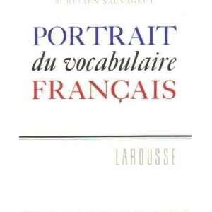Portrait du Vocabulaire Francais (9780828874915) Aurelien