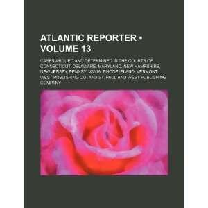 , Rhode Island, Vermont (9781235611254) West Publishing Co. Books