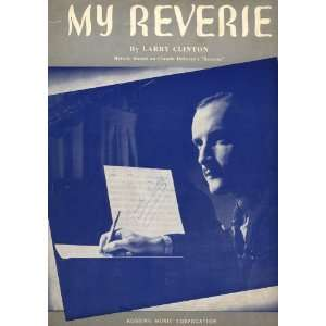 My Reverie Sheet Music: Books