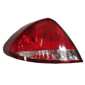 03 05 Ford Taurus Rear Tail Light Lamp Unit Left