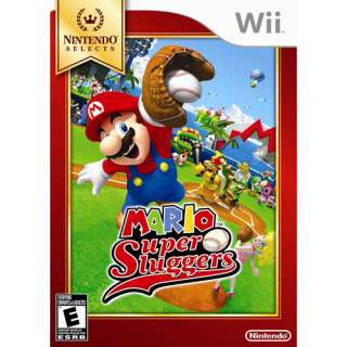 Mario Super Sluggers   Nintendo Selects (Wii) Games