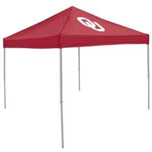 Oklahoma Sooners 2  Logo Tent: Sports & Outdoors