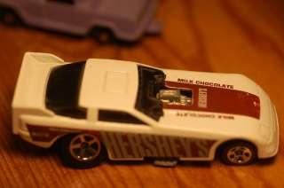 1997 Hot Wheels #742 Hersheys Funny Car   Loose