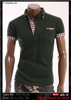 unghea Mens Casual Polo shirts Collection