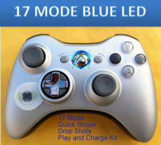 360 RAPID FIRE MODDED CONTROLLER PLAY AND CHARGE KIT DROP SHOT