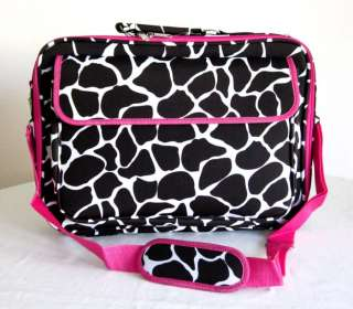 17 Computer/Laptop Briefcase Bag Padded Travel Case Luggage Pink