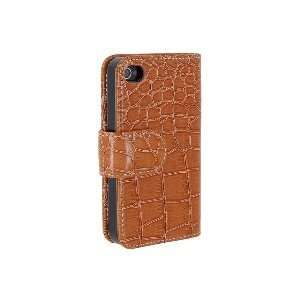 Faux Leather Protective Case Wallet Purse Shell for iPhone