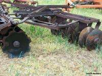 International 7 Drag Disc Plow/Cultivator