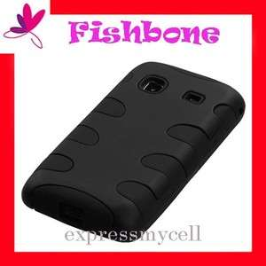 FISHBONE IMPACT Case Cover for Straight Talk SAMSUNG GALAXY PRECEDENT