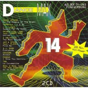 Dance Max 14 [Rare]: Various Artists, Magic Affair, 2