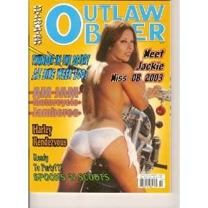Outlaw Biker magazine (Best Biker Rag Around!, #151 Volume