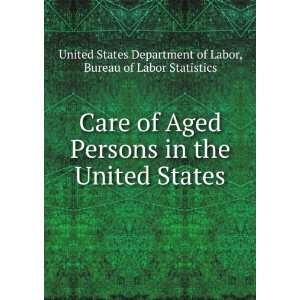 United States United States Department Of Labor. Bureau Of Labor