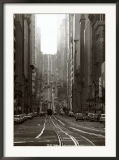 California Street, San Francisco, 1964 Poster by Todd Walker at