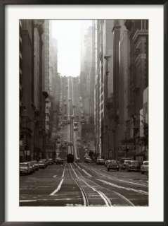 California Street, San Francisco, 1964 Poster by Todd Walker at