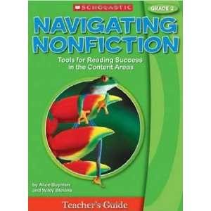78299 9 Navigating Nonfiction Grade 2 Teachers Guide