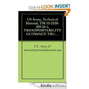 US Army, Technical Manual, TM 55 2320 209 15 1, TRANSPORTABILITY