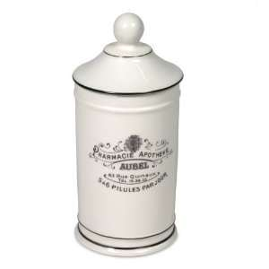 Canister   Medium in Ivory Ceramic by America Retold