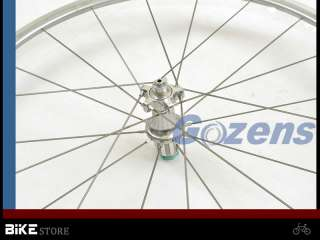 New SHIMANO DURA ACE WH 7801 Wheelset Front + Rear Clincher Tubeless