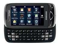 Mint Verizon Samsung SCH U820 Reality Black Touch Screen Phone
