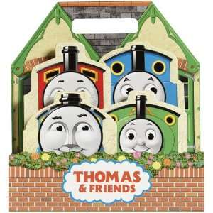 The Thomas Train Set (Thomas & Friends) (9780375802249