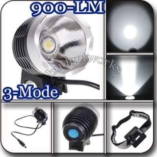 MagicShine SSC P7 3 Mode 900 Lumen LED Headlamp Bicycle Bike Light