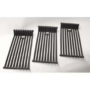 Broilmaster DPP 12 Set of 3 Porcelain Coated Cast Iron