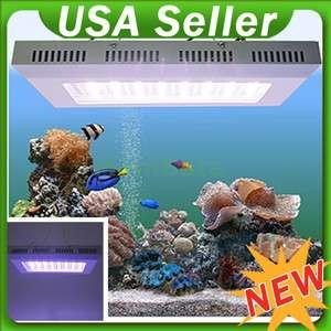 Blue 112 LEDs Aquarium Coral Fish Reef Water Tank Grow Panel