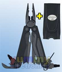 Leatherman Charge ALX Black Multi Tool Sheath & BIT SET